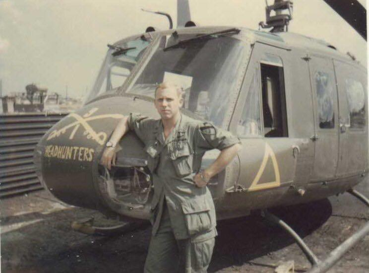 vet helicopter
